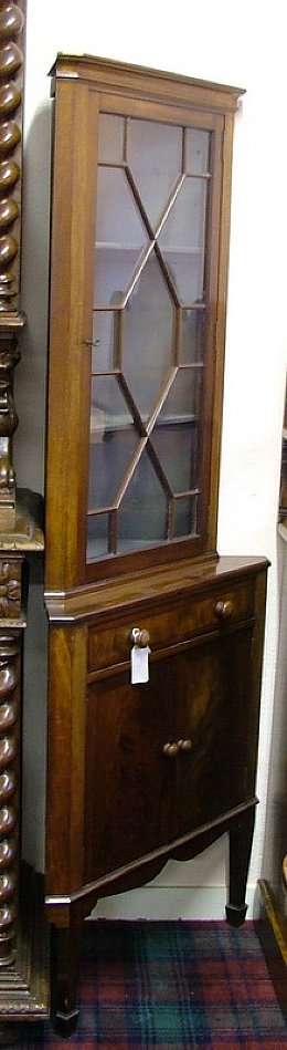 kitchen furniture cabinets castle antiques mahogany corner cabinet furniture 1747